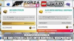 Lego Speed Champions Baustein-Herausforderung: Die Show stehlen & Alles unter Kontrolle, versprochen