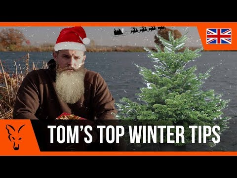 ***CARP FISHING TV*** Tom Maker's Top Winter Tips