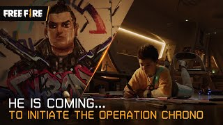 [Official Trailer] Operation Chrono Animation l Garena Free Fire
