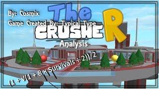 ROBLOX L'analyse CrusheR