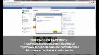 Aviso Importante sobre Facebook