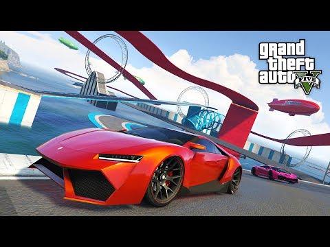 WORLD'S BEST RACES!! (GTA 5 Online)