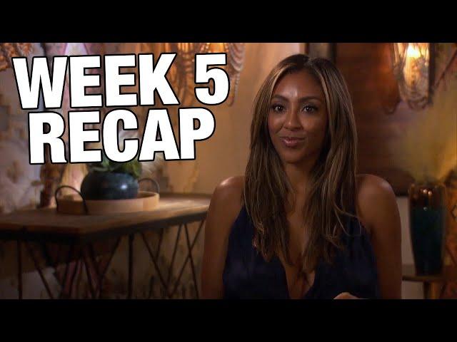 A Brand New Season! - The Bachelorette Breakdown Tayshia\'s Season Week 5 RECAP