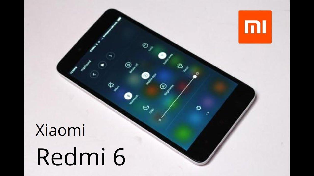 Smartphone Xiaomi Redmi 6 32gb 3gb Octacore Rom Global