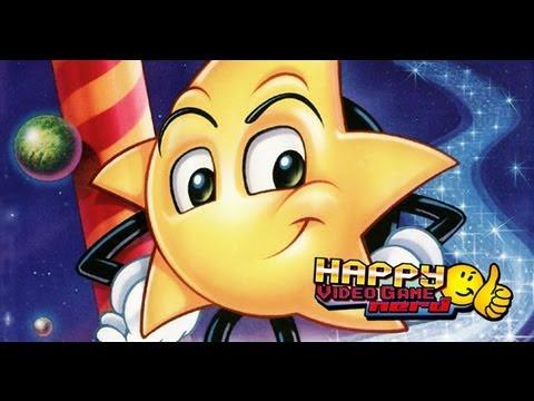 Happy Video Game Nerd: Ristar