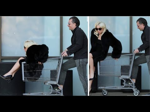 Lady Gaga's Boyfriend Christian Carino | Awesome Moments
