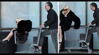Lady Gaga's Boyfriend Christian Carino | Awesome Moments