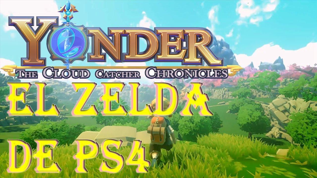 Zelda Breath Of The Wild Ps4 el zelda breath of the wild para ps4 y pc - youtube