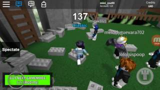 Roblox with my friends and my sister * world of Yasmim YSA *