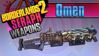 borderlands 2   omen seraph weapons guide tiny tina dlc