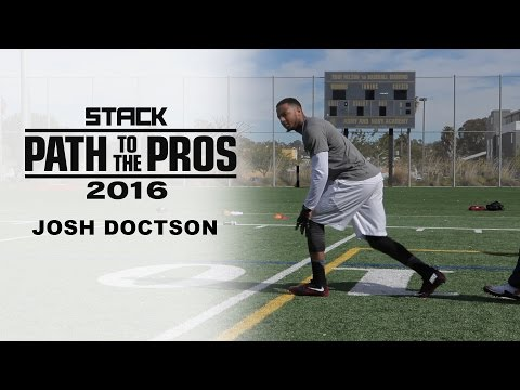 The Relentless Work Ethic That Transformed Josh Doctson From College Walk-On to Potential NFL Star