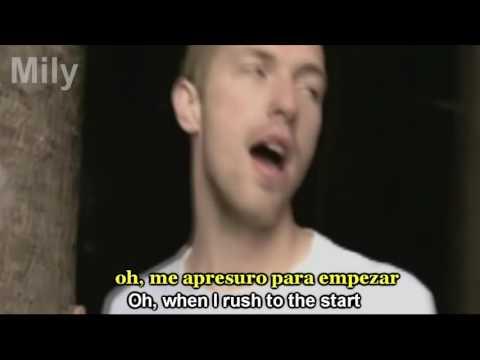 Coldplay  The Scientist Subtitulado Español Ingles