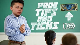 CS:GO PRO PLAYER SHARE TIPS AND TRICKS! ft Stewie2...