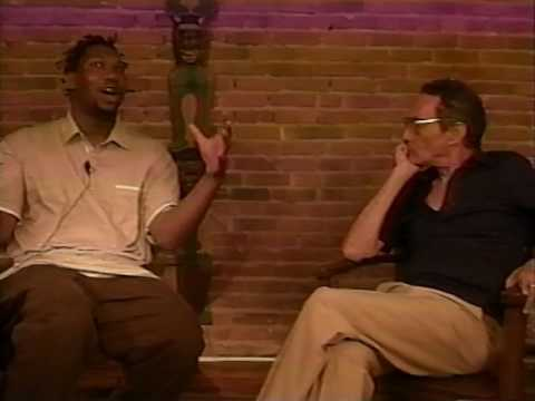 Jonathan Demme in Conversation with Jean Dominique and KRS-One, New York, circa 1994