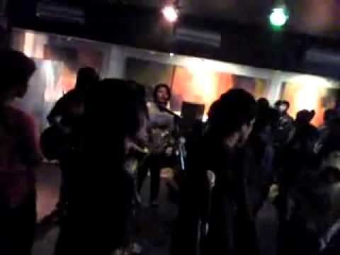 NIGHTMARE STORY_SUPER GIRL (COVER) at MOE cafe