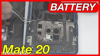 Huawei Mate 20 Battery Replacement