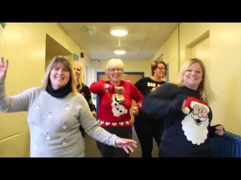 CCA Christmas Video 2015 - Christmas Comes Again at CCA