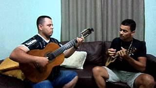 Samba de ninar -Djalma Pires (Cavaco e Violão 7 cordas)