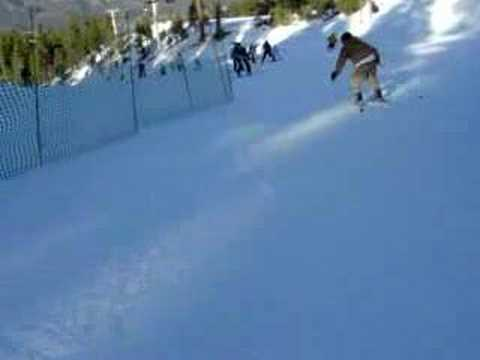 TUGLAS and friends snowboarding at big bear part2