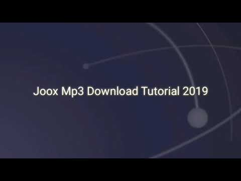 how to download mp3 from Joox 2019 (100% works)