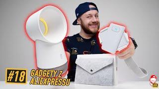 🇨🇳 Nejmenší nabíječka na světě a další super Gadgety z AliExpressu! | WRTECH [4K]