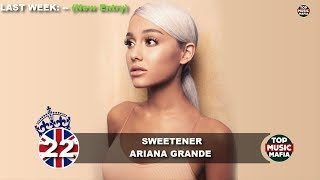 Top 40 Songs of The Week - September 1, 2018 (UK BBC CHART)