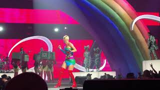 """Katy Perry - """"Chained to the Rhythm"""" - Live in Minneapolis"""