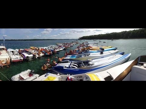 Top of the Bay Fun Run 2014 TC Offshore Powerboating