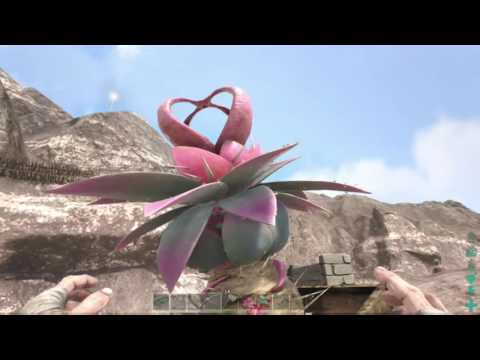 Plant Species Y Rant - ARK: Survival Evolved (Game Preview)