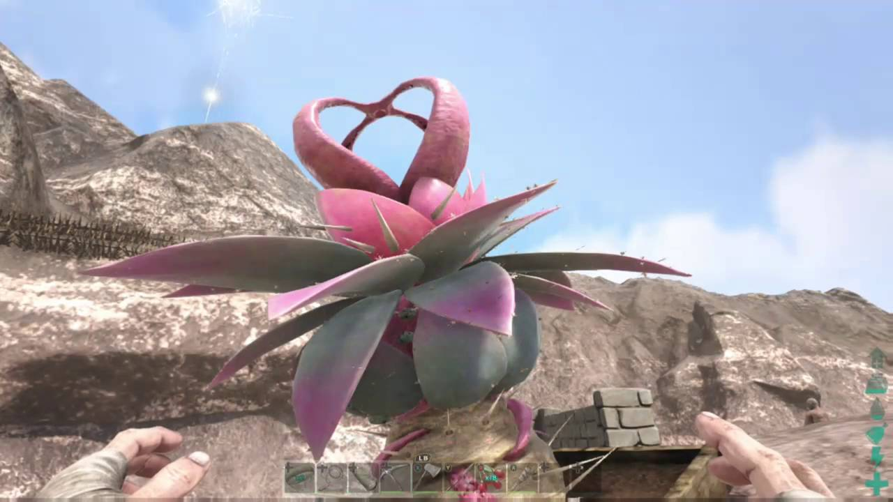 plant species y rant ark survival evolved game preview