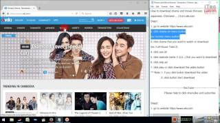 Video How to download Drama (Korean, Taiwanese, Chinese, Japanese) from viki.com download MP3, 3GP, MP4, WEBM, AVI, FLV Januari 2018