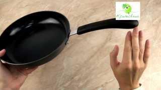 Обзор сковороды Pomidoro Luce 24см.F2467