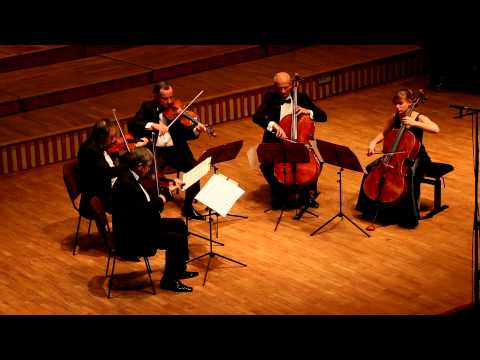 Fr.Schubert String Quintet in C major op.163 D.956(II.Adagio)-CAMERATA QUARTET,Marta Kordykiewicz