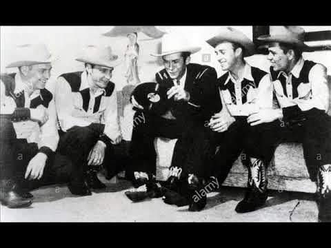 HANK WILLIAMS & the Drifting Cowboys - Columbus Stockade Blues