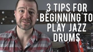 3 tips for beginning to learn jazz drums diddles beats 12