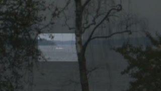 Sweden hunts for mystery object in Baltic sea