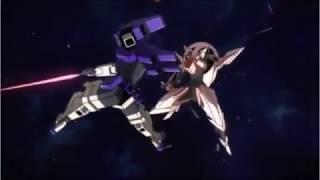 【ガンダムAGE】フラムvsオブライトのシーン