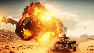 Mad Max - сюжетный трейлер на русском