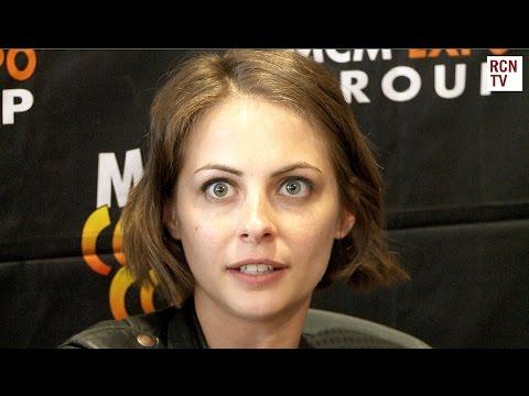 Arrow Willa Holland, Karl Yune & Rila  Fukushima Interview