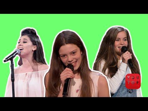 Descargar Video MEJORES audiciones de la HISTORIA en LA VOZ KIDS x TEENS Parte 6