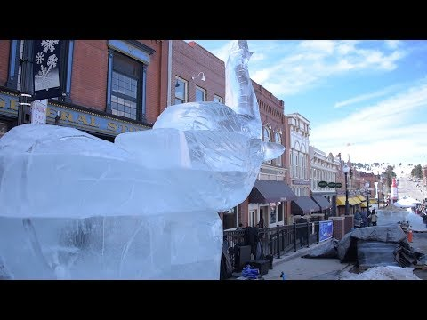 Artists of Ice