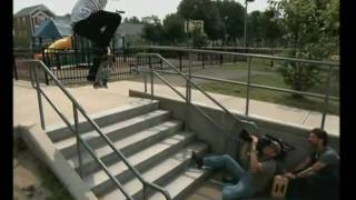 A Camara Super Lenta - Skate