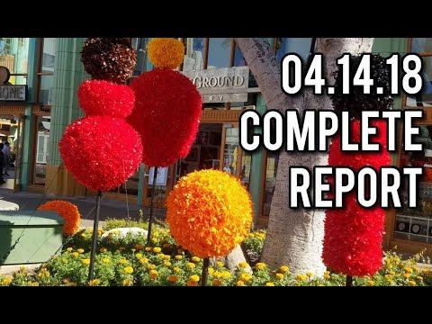 The week we went to Pixar Fest  04142018