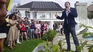Highlight: Andrew Yang's Speech at his Orange County Fundraiser #YangGang #YIMBY #Yang2020