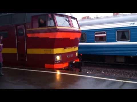 ЧС2т Санкт-Петербург (главный)-Владикавказ