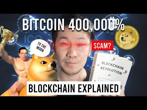 Kaya Tercepat = Bitcoin & Doge   Jangan Main Kripto Sebelum Nonton Ini! Revolusi Blockchain