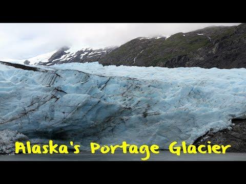 Alaska's Portage Glacier