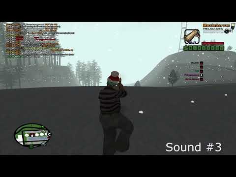 [SA-MP] Deagle Sounds Pack