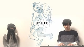 azure / TrySail『続・終物語』ED (Full Covered by 見好真衣)