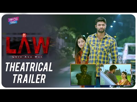 """L A W (LOVE AND WAR)"" Theatrical Trailer 